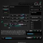 Shaded GUI