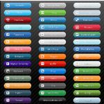 One-Click Social Network Buttons